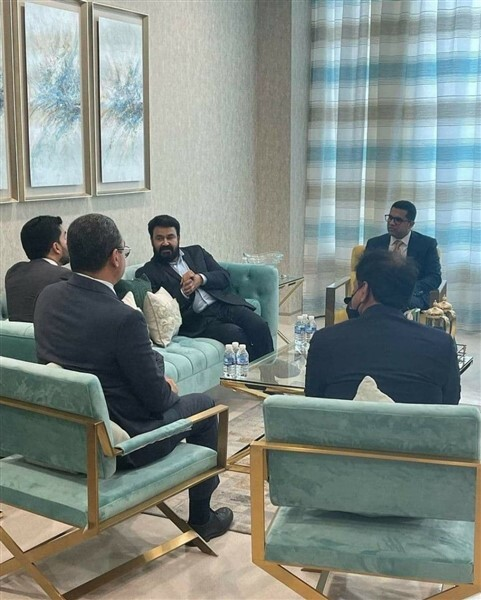 Malayalam Actor Mohanlal And Mammootty Receiving UAE Golden Visa