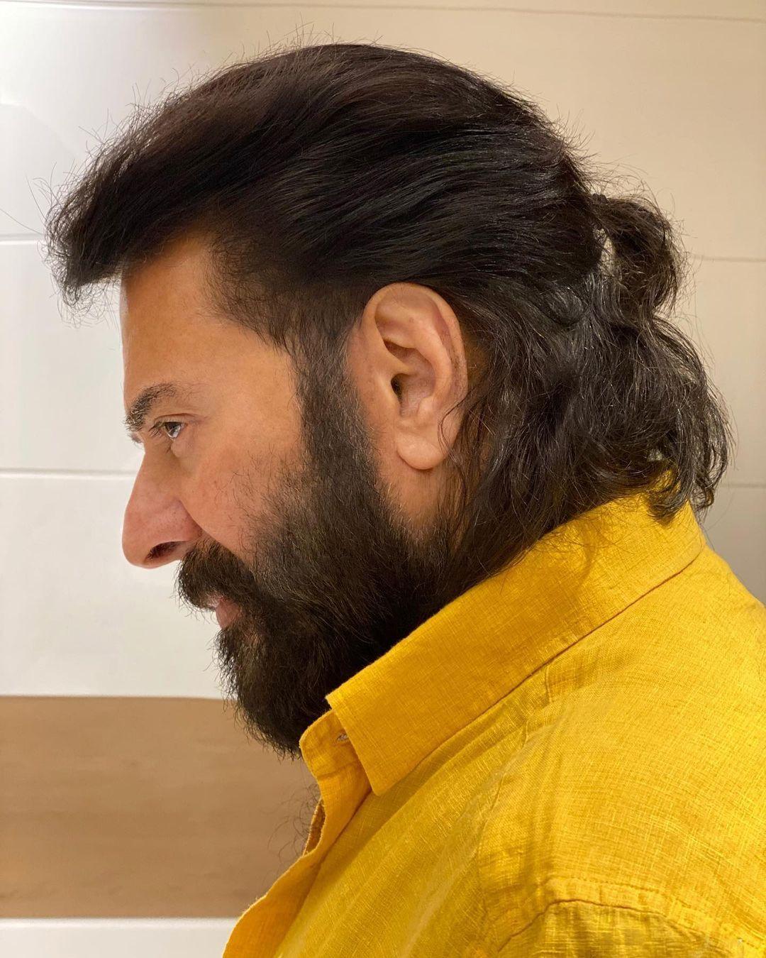 പ്രായം അളക്കാത്ത ശരീരം; മമ്മൂട്ടിയുടെ ഫിറ്റ് ലുക്ക് വൈറൽ