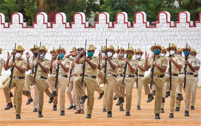 Preparation For Independence Day Across India, 13/08/2021