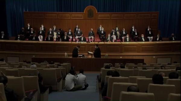 Nine New Judges Take Oath As Supreme Court Judges In New Delhi