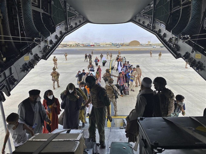 Evacuation Of Citizens From Afghanistan By Countries