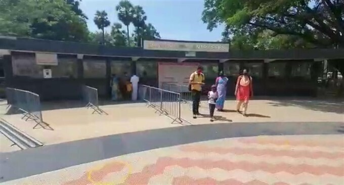 Photos: ತಮಿಳುನಾಡಿನಲ್ಲಿ ನಾಲ್ಕು ತಿಂಗಳ ನಂತರ ತೆರೆದ ವಂದಲೂರು ಮೃಗಾಲಯ
