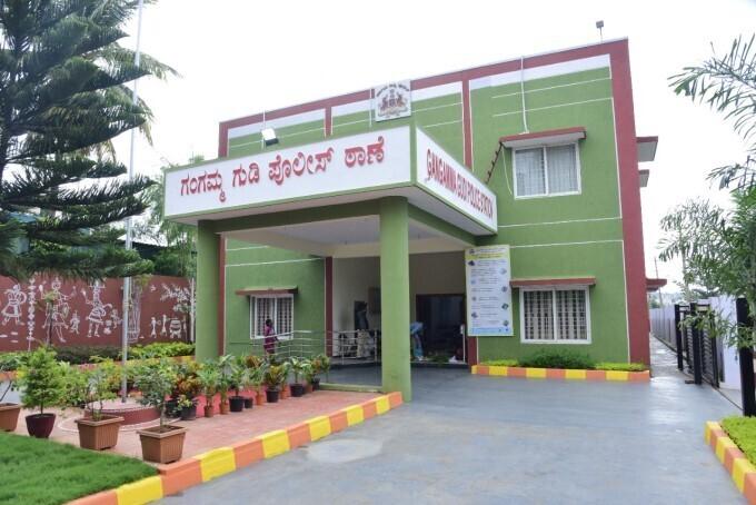 Police Commissioner Kamal Pant Inaugurate Model Police Station In Bengaluru