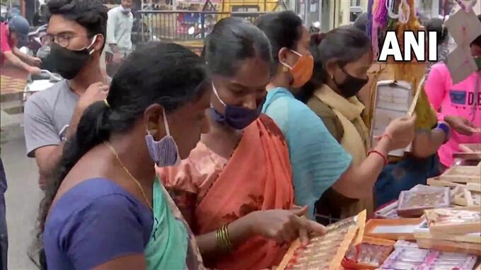 Preparation For Raksha Bandhan 2021 Across India