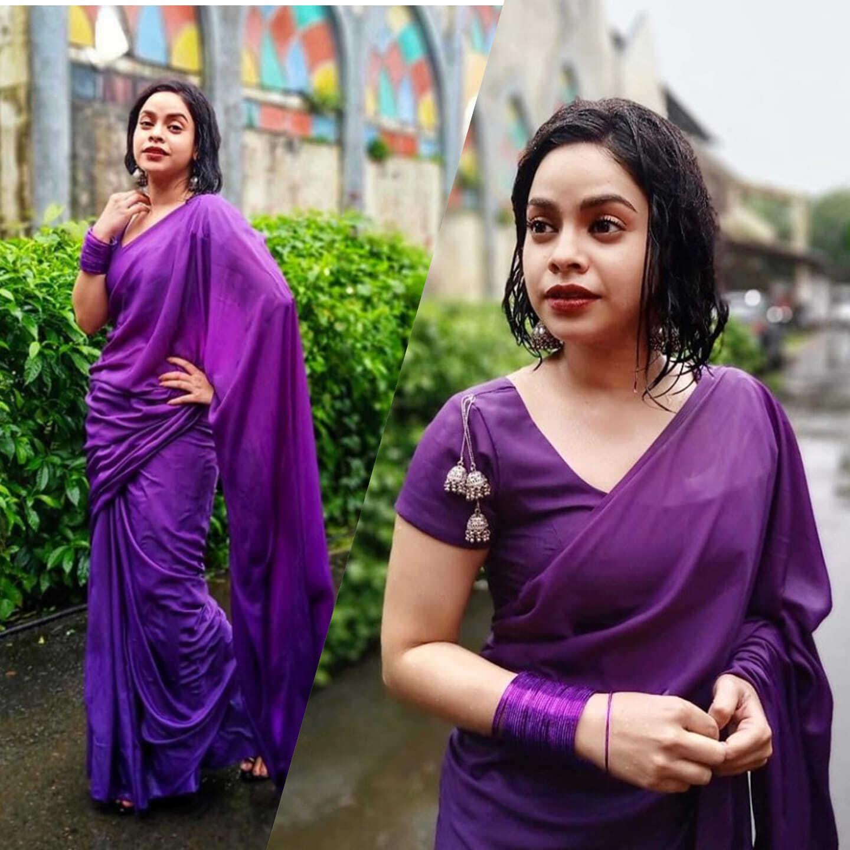 Real लाइफ में काफी बिंदास है कपिल शर्मा की रील  वाइफ  सुमोना चक्रवर्ती , देखें Hot Pics