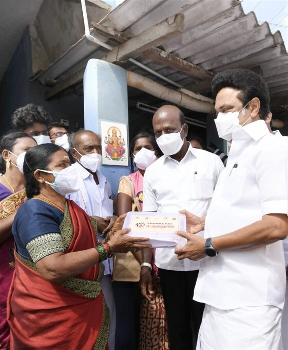TN CM MK Stalin Launches Medical Program In Krishnagiri