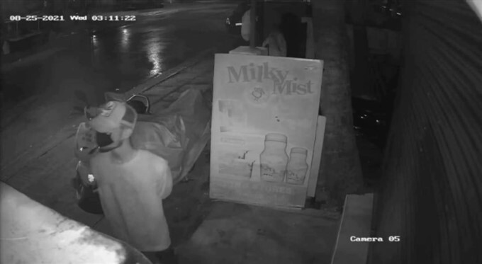 Unidentified Persons Robberies 8 Shops In Kodambakkam