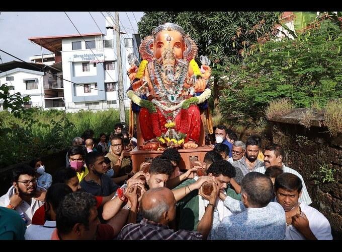 74th Sarvajanika Ganesha Utsava Of Keshva Smriti Samvardhana Samiti, Mangaluru