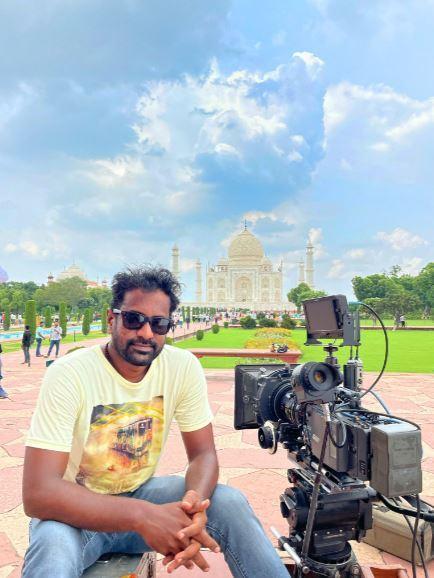 தாஜ்மஹாலில் 'டான்' படக்குழு!.....ரசிகர்களுக்கு அப்டேட் குடுத்த சிவகார்த்திகேயன்!....இணையத்தில் வைரலான ஃபோட்டோ!