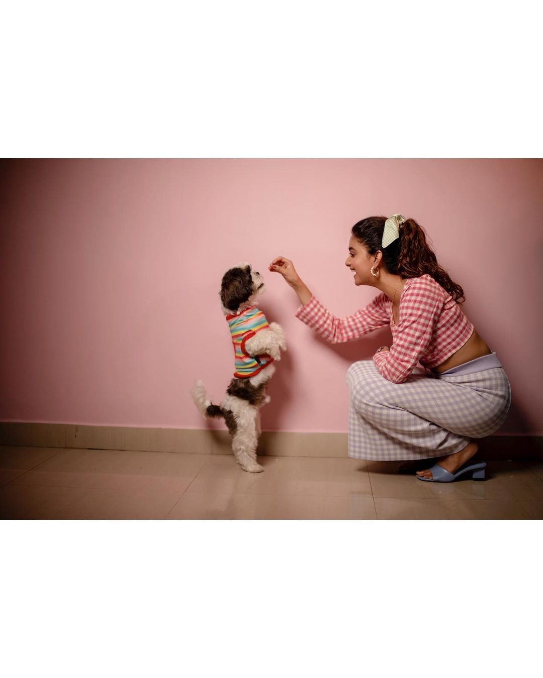 നൈക്ക്, യു ആര് മൈ സ്വീറ്റ് ഹാര്ട്ട്; വൈറലായി കീര്ത്തി സുരേഷിന്റെ ചിത്രങ്ങള്