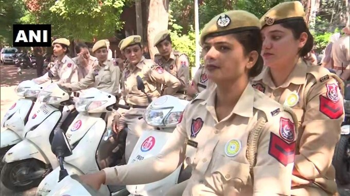 Amritsar Commissionerate Police Launches An All-women Shakti Team