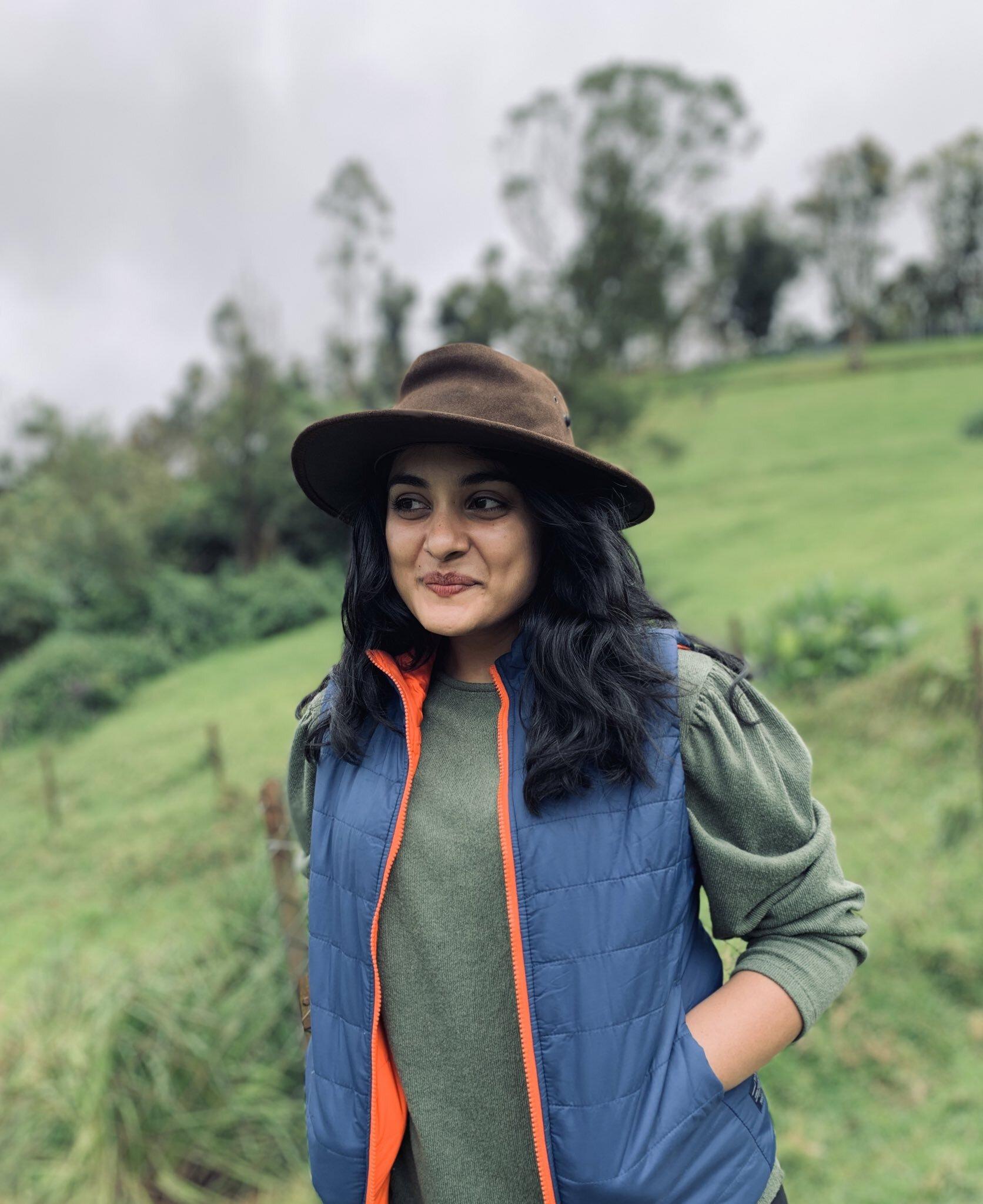 Blushing beauty Nivetha Thomas:  బ్యూటిఫుల్ స్మైల్ తో ఆకట్టుకుంటున్న మలయాళ కుట్టి (ఫొటోస్)