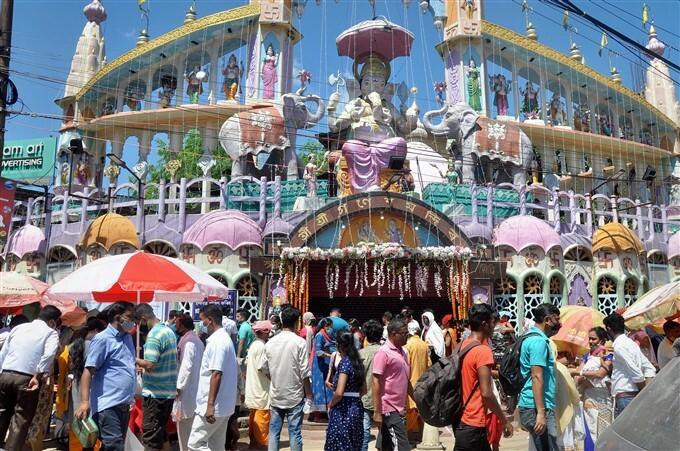 Ganesh Chaturthi 2021 Celebrations Across India, 11/09/2021