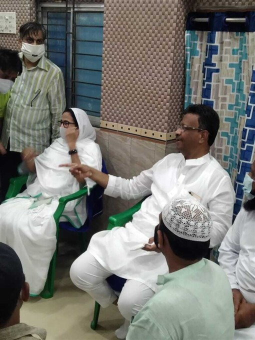 West Bengal CM Mamata Banerjee By-poll Campaign In Bhabanipur