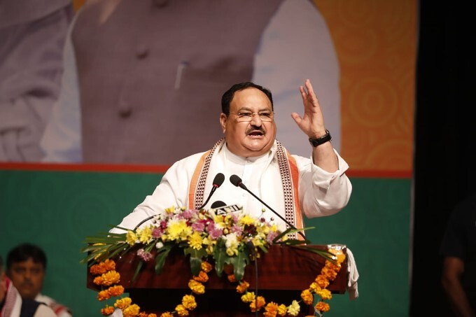 BJP Party President JP Nadda 2 Day Visit To Manipur