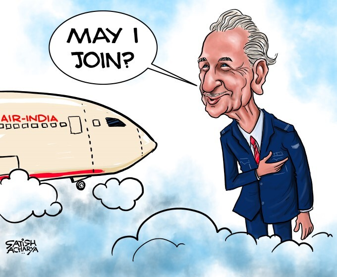 After 67 years, Air India heads back to founder Tata Group