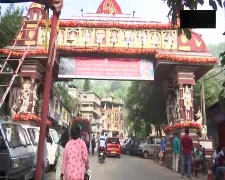 Navratri: 51 शक्तिपीठों में से एक कामाख्या देवी, इस बार महामारी का नहीं डर, उमड़ रहे हैं भक्त