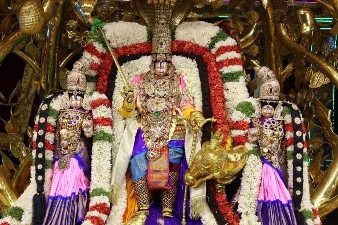 Tirumala Navaratri Brahmotsavam Celebrations In Tirumala