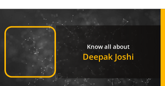 Deepak Joshi: Age, Biography, Education, Wife, Caste, Net Worth