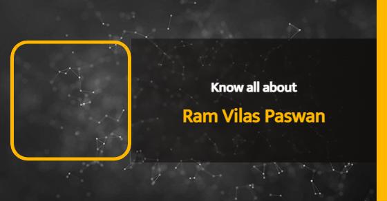 Ram Vilas Paswan Age Biography Education Wife Caste Net Worth More Oneindia