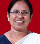 K K Shailaja Teacher