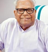 വി എസ് അച്ചുതാനന്ദൻ