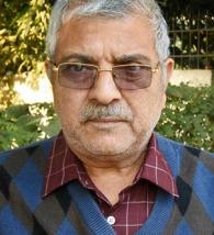 Dr Dharam Vira Gandhi
