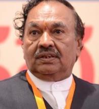 കെ എസ് ഈശ്വരപ്പ