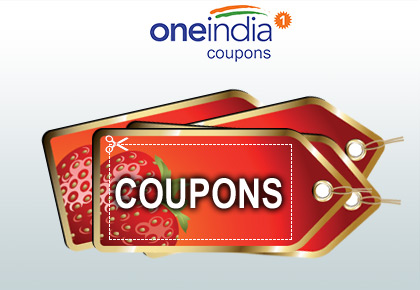 Oneindia Cupons